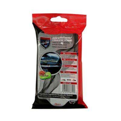 Szélvédő tisztító kendő 20 db/csomag Grapefruit & Lime
